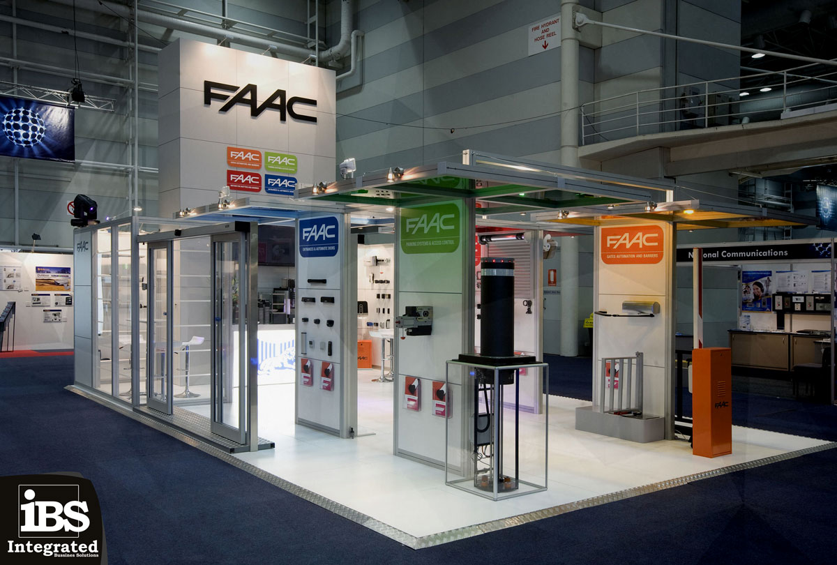FAAC Automatic Gates & Barriers