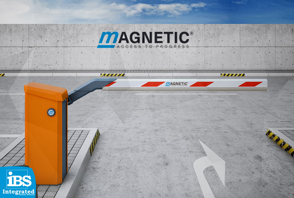 Magnetic Vehicle & Pedestrian Barriers.